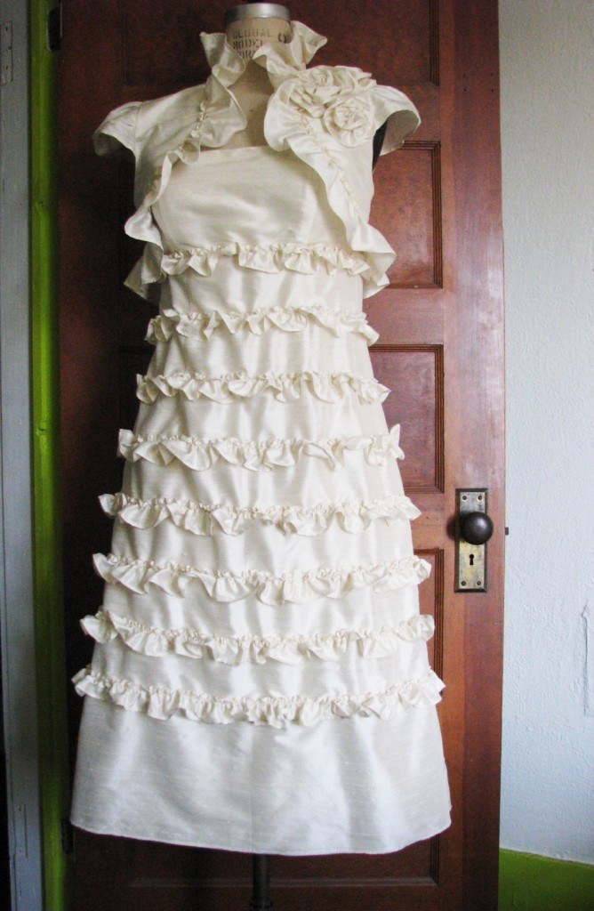 Silk Wedding Dress Denver