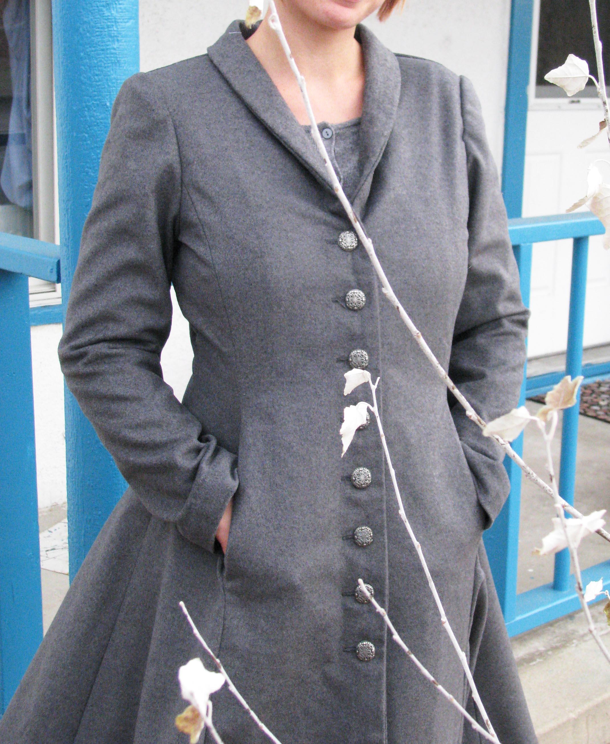 Victorian Riding Coat