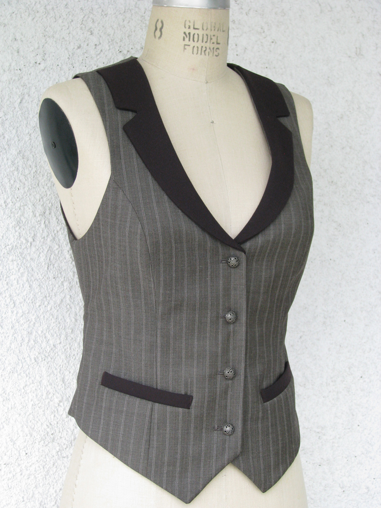 Beautiful Womens Casual Sleeveless Long Waistcoat Coat Jacket Suit Vest Cardigan Black | EBay