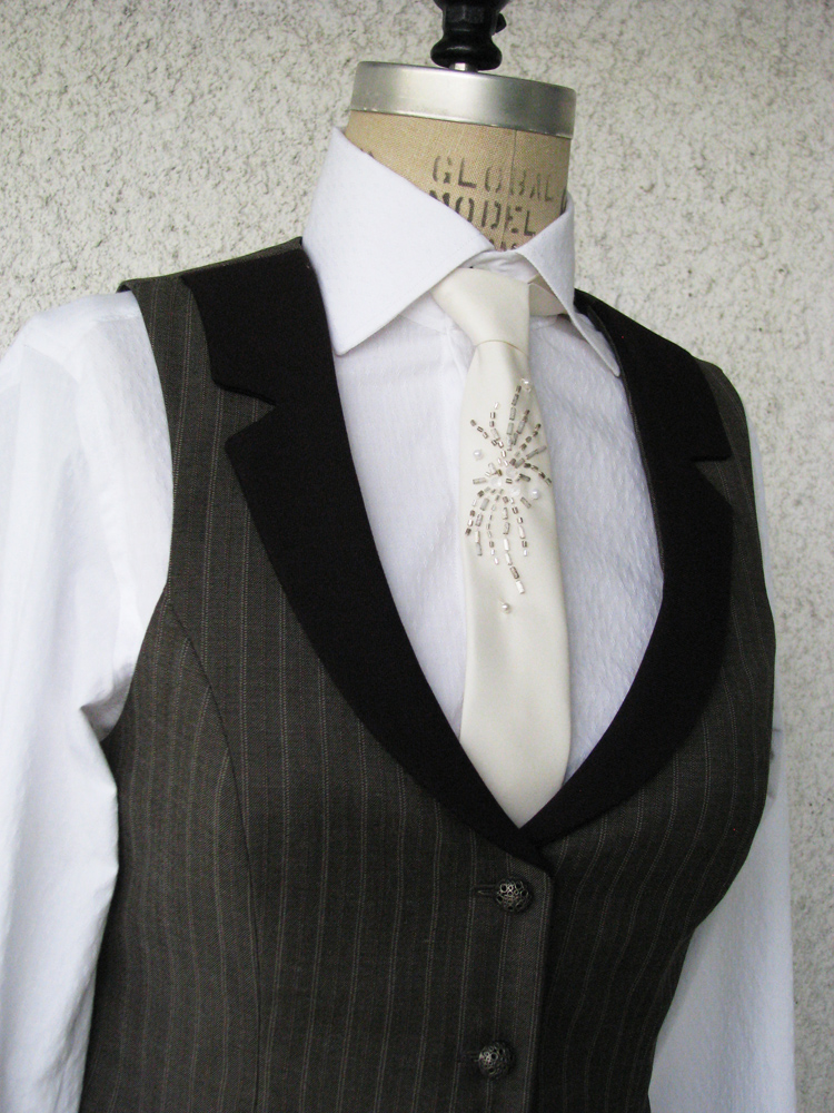 Creative Suit Vest For Women