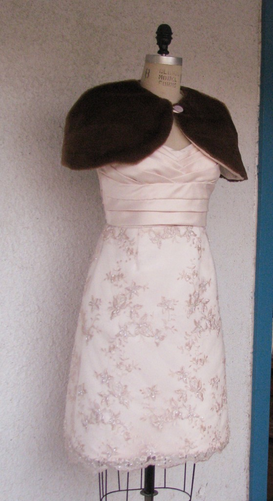 Mod Wedding Dress