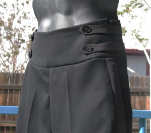 Women's Tuxedo Pant