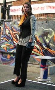 Custom Womens Wool Vest