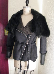 Shealing Motorcycle Jacket