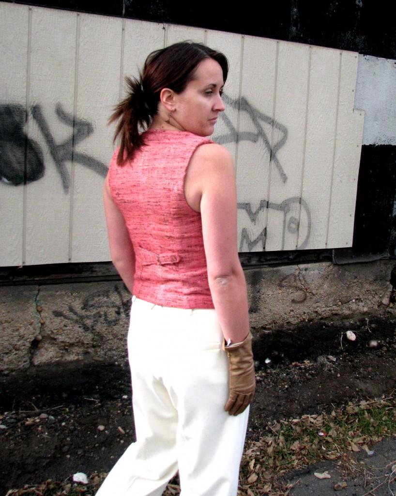Women's formal Vest