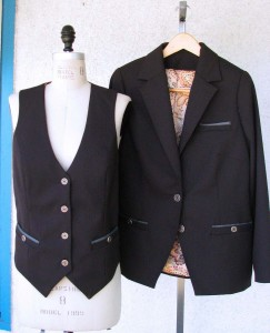 Brown Women's Suit