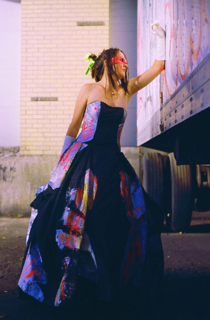 Colorado Couture Gown