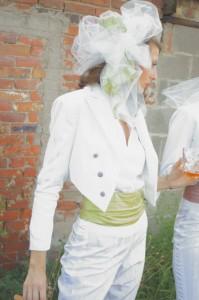 Lesbian Wedding Tailcoat