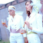 Women's Tailcoats and Tuxes---For Lesbian Weddings and Formal Events