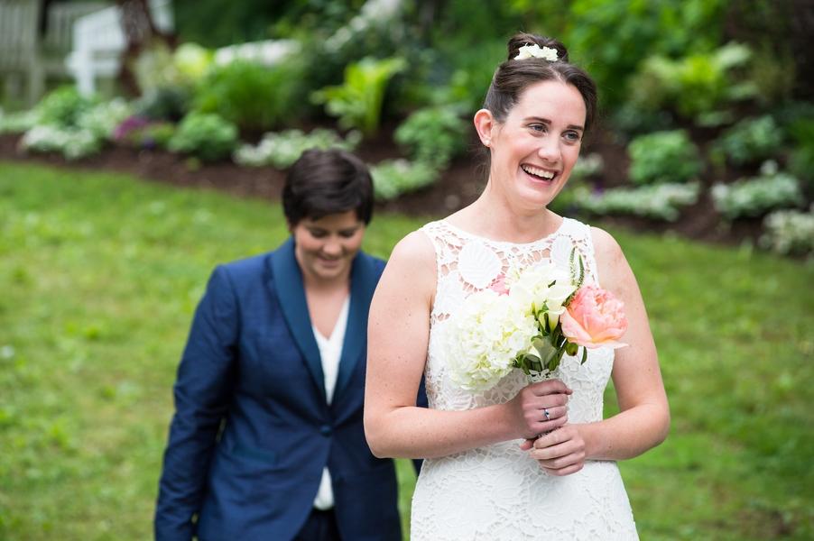 Tuxedo from Lesbian Wedding